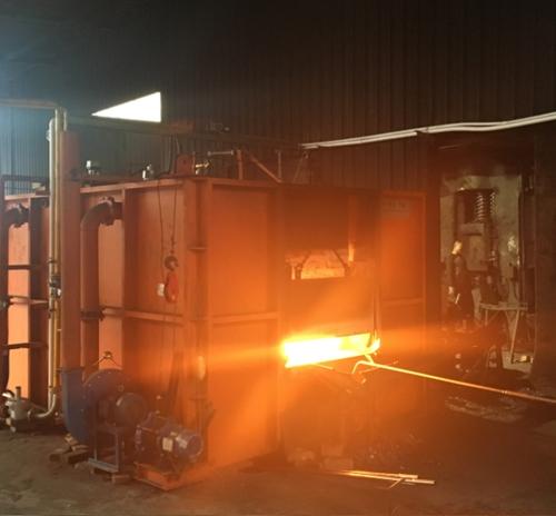 江西立体蓄热式贯通炉3