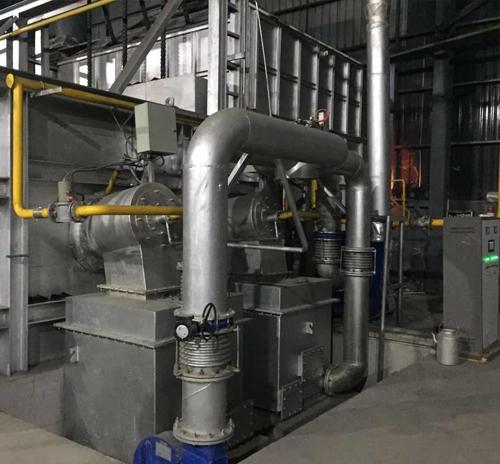福建蓄热式熔化炉